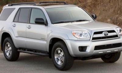 2009 Toyota 4Runner Photos