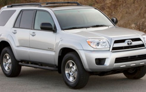 2009 toyota 4runner vs chevrolet trailblazer dodge. Black Bedroom Furniture Sets. Home Design Ideas