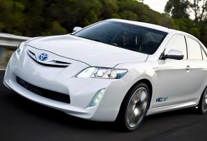 2009 Toyota Camry Hybrid HC-CV Concept