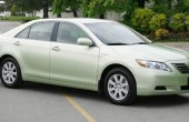 2009 Toyota Camry Hybrid Photos
