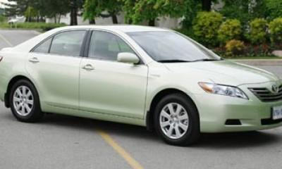 2009 Toyota Camry Hybrid Photos