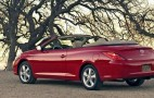 End of the road for Camry Solara Convertible