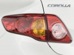 2009 Toyota Corolla 4-door Sedan Auto S (Natl) Tail Light