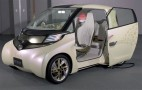 Toyota Goes Steampunk With New Electric-Car Concept for Tokyo
