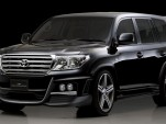 2009 Toyota Land Cruiser Wald International Black Bison