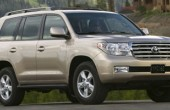 2009 Toyota Land Cruiser Photos