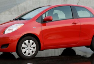 Rumor: Toyota Launching Yaris-Based Subcompact Hybrid In 2011