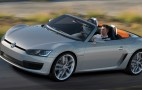 Volkswagen BlueSport Roadster Concept Debuts In Detroit