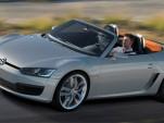 2009 Volkswagen Bluesport concept