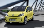 VW Releases Specs For E-Up! Electric Concept; Beetle of the 21st Century