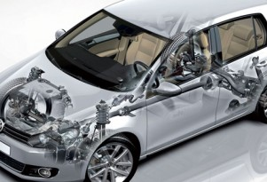 2009 Volkswagen Golf 2.0L TDI 4MOTION
