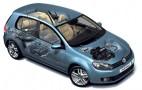 Volkswagen unveils Golf BiFuel at Bologna Motor Show