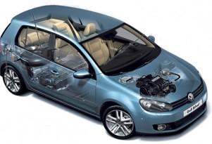2009 Volkswagen Golf BiFuel