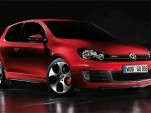 2009 Volkswagen Golf GTI VI leaked shots