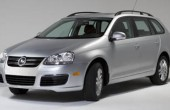 2009 Volkswagen Jetta Sportwagen Photos