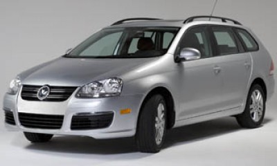 2009 Volkswagen Jetta Sportwagen Photos