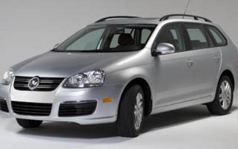 2009 Volkswagen Jetta Sportwagen S