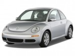 2009 Volkswagen New Beetle Coupe 2-door Man S Angular Front Exterior View