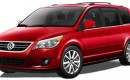 TLC Sends The Volkswagen Routan On A Brady Family Vacation