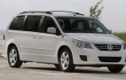 Volkswagen Routan Back for 2011