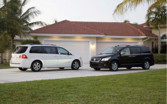 2009-2010 Volkswagen Routan Recalled For Flawed Ignition Switch