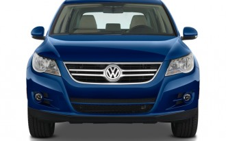 2009 Volkswagen Tiguan: An All-New Sporty Crossover