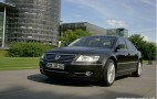 Volkswagen upgrades Phaeton for 2009