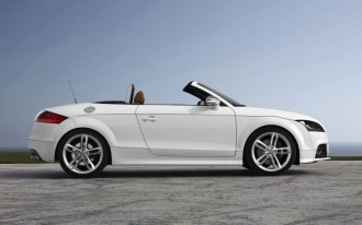 Audi Releases TTS Coupe and Roadster, Squeezes More from 2.0T