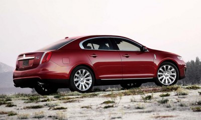 2009 Lincoln MKS Photos
