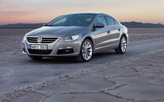 2009 Volkswagen CC: Couture on Wheels