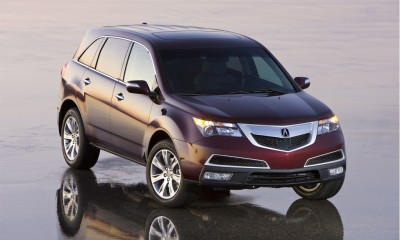 2010 Acura MDX Photos