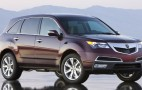 Acura's MDX SUV gets a new look and powertrain for 2010