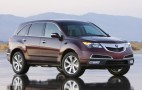 2010 Acura MDX Priced From $42,230