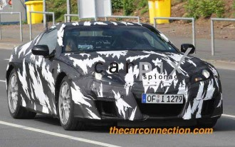 Acura NSX Spied?