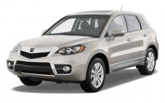 The Weeklong Test Drive: 2010 Acura RDX