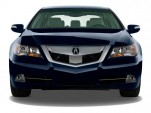 2010 Acura RL 4-door Sedan Tech/CMBS Front Exterior View