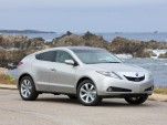 Weeklong Road Test: The Delightfully Sculptural 2010 Acura ZDX