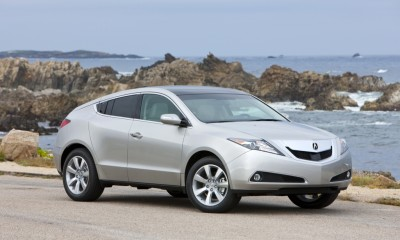 2010 Acura ZDX Photos
