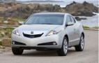 2010 Acura ZDX priced from $45,495