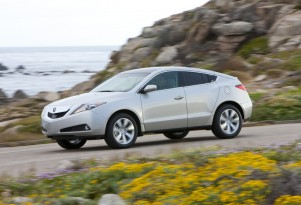 First Drive: 2010 Acura ZDX