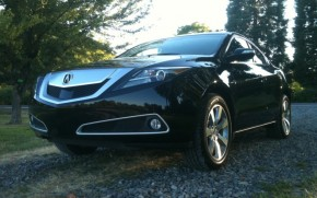 Acura ZDX: The Difficulty in Getting In, And Other Fatal Flaws