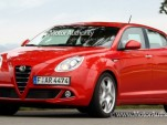 2010 Alfa Romeo Milano rendering