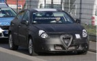 Spy Shots: 2010 Alfa Romeo Milano