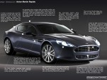 2010 Aston Martin Rapide: Design Dissection