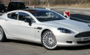 2010 Aston Martin Rapide spy shots