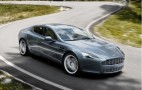 2010 Aston Martin Rapide Debuts At Frankfurt Auto Show