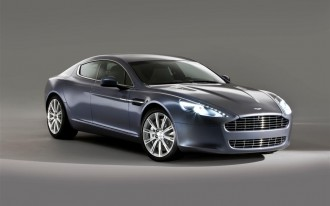 Aston Martin Rapide: Very Late To the Movies