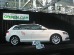 2010 Audi A3 TDI named Green Car of the Year, 2009 LA Auto Show