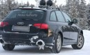 2010 Audi A4 Allroad spy shots