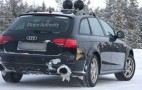Spy shots: 2010 Audi A4 Allroad